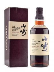 Yamazaki Sherry Cask Single Malt Whisky 2010 700ml