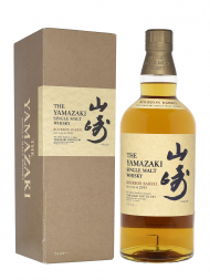 Yamazaki Bourbon Barrel Single Malt Whisky 2013 700ml