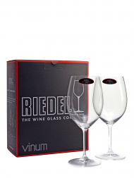Riedel Glass Vinum Bordeaux 6416/0 (set of 2)