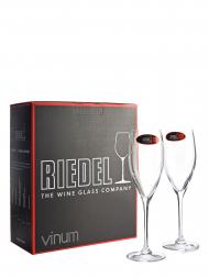 Riedel Glass Vinum Prestige Cuvee 6416/48 (set of 2)
