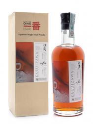 Karuizawa Artifice 009 33 Year Old Cask 136  bottled 2014 Ex-Sherry cask 1981 700ml