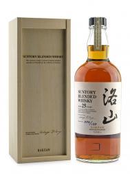Suntory Rakzan 25 Year Old Blended Whisky 700ml