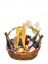 Gift Champagne Hamper -01 Veuve Fourny Exclusive