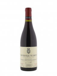 Comte Georges de Vogue Chambolle Musigny 2006