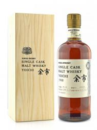Nikka Yoichi Heavily Peated Single Malt Whisky 1988 700ml