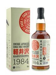 Karuizawa 29 Year Old Cask 7802 bottled 2014 Oloroso sherry cask 1984 700ml