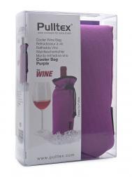 Pulltex Wine Cooler Bag Purple 107818