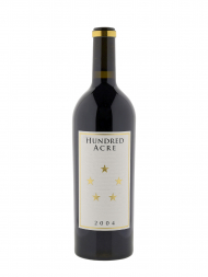 Hundred Acre Cabernet Sauvignon Kayli Morgan Vineyard 2004