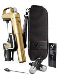 Coravin Bonus Pack Model Two Elite Gold Wine System