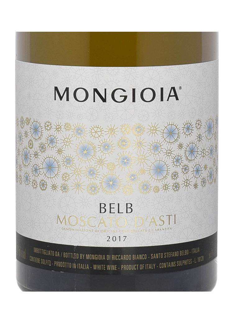 Mongioia Vino Moscato D'Asti Belb DOCG 2017 - 6bots