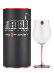 Riedel Glass Sommelier R-Black Series Collector's Edition Burgundy Grand Cru 4100/16 R