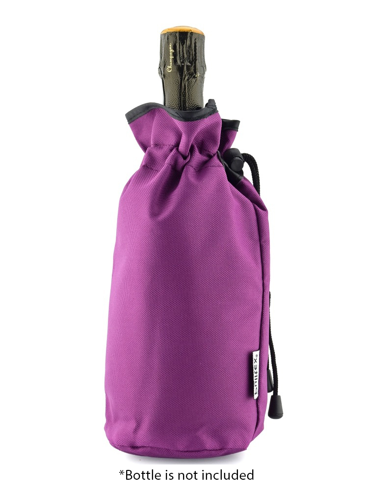 Pulltex Champagne Cooler Bag Purple 107828