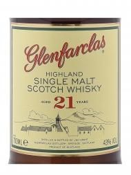 Glenfarclas 21 Year Old Single Malt Scotch Whisky 700ml