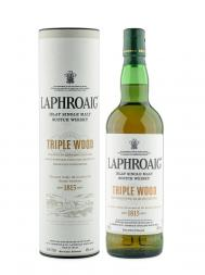 Laphroaig Triplewood Single Malt Scotch Whisky 700ml