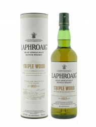 Laphroaig Triplewood Single Malt Scotch Whisky 700ml