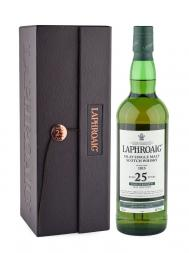 Laphroaig 25 Year Old Single Malt Scotch Whisky (Edition 2012) 700ml