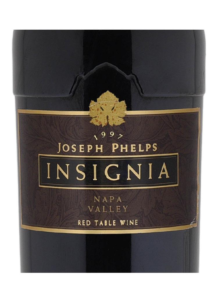 Joseph Phelps Insignia 1997