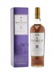 Macallan 1993 18 Year Old Sherry Oak w/box 700ml