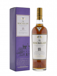 Macallan 1994 18 Year Old Sherry Oak w/box 700ml
