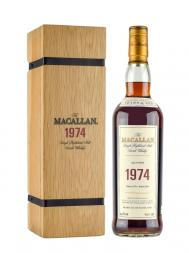 Macallan 1974 30 Year Old Fine & Rare Single Malt (Bottled 2004) 700ml