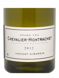 Vincent Girardin Chevalier Montrachet Grand Cru 2012