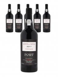 Quinta Do Noval Vintage 2017 ex-winery - 6bots