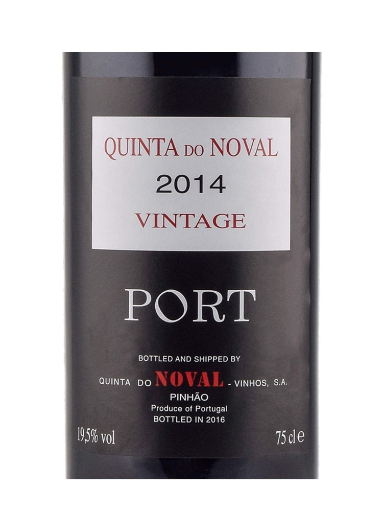 Quinta Do Noval Vintage 2014