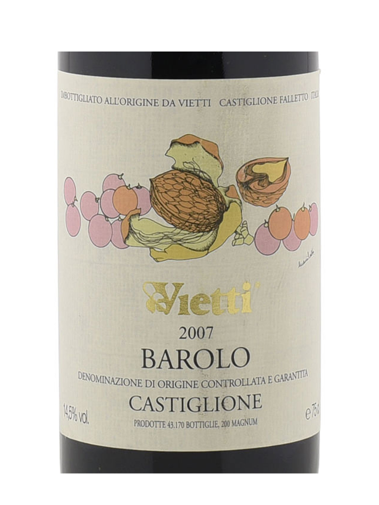 Vietti Barolo Castiglione 2007