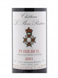 Ch.le Bon Pasteur 2001