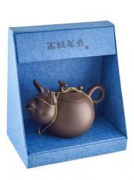 Tai Hwa Teapot Pig Stone Color