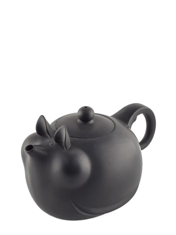 Tai Hwa Teapot Zodiac Pig Ink Color