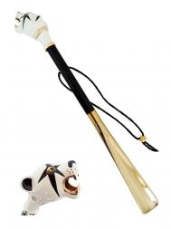 Pasotti Shoehorn Kiss Panther K1kiss Gold