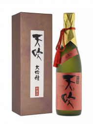 Sake Amabuki Daiginjo Nakagumi 720ml