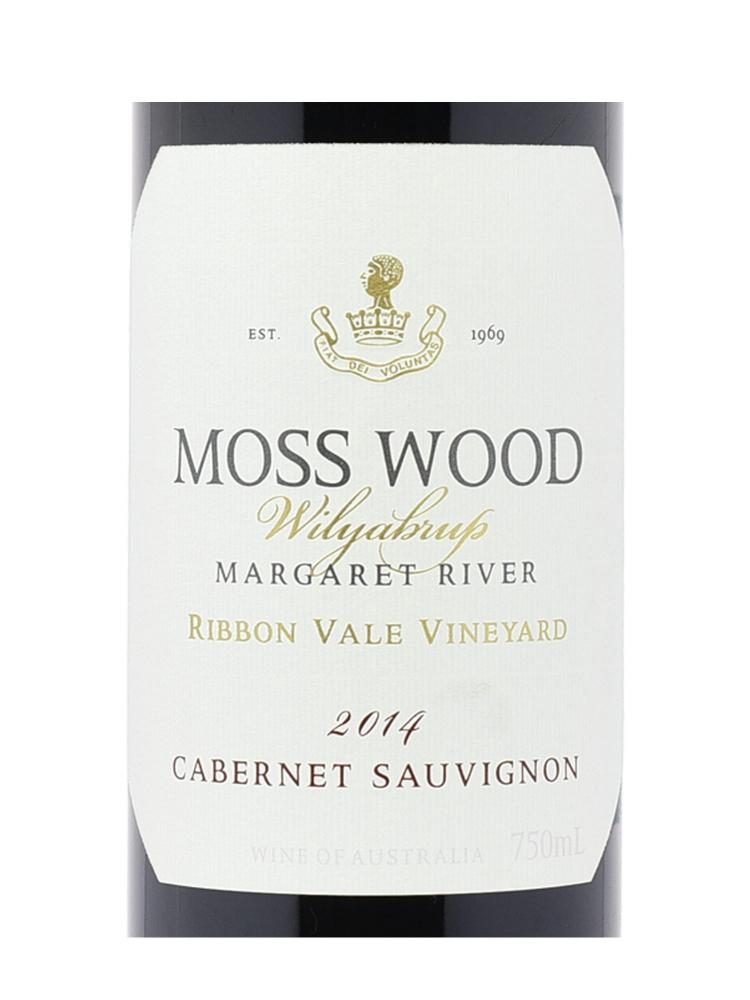 Mosswood Ribbonvale Cabernet Sauvignon 2014