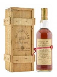 Macallan 1957 25 Year Old Anniversary Malt Red Ribbon w/box 700ml