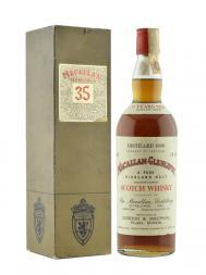 Macallan Glenlivet 1938 35 Year Old Gordon & Macphail w/box