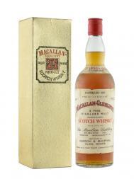Macallan Glenlivet 1949 25 Year Old Gordon & Macphail w/box 700ml