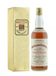 Macallan Glenlivet 1961 15 Year Old Gordon & Macphail w/box 700ml