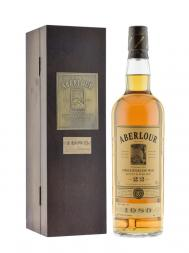 Aberlour 1980 22 Year Old Single Malt Scotch Whisky (Bottled 2002) w/wooden box 700ml