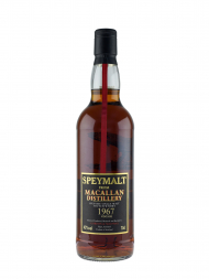 Macallan Speymalt 1967 40 Year Old Gordon & MacPhail (Bottled 2007) no box 700ml