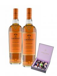 Macallan Edition No.2 Single Malt 700ml (set of 2)