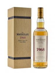 Macallan 1968 33 Year Old Fine & Rare Single Malt (Bottled 2002) 700ml