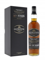 Glengoyne 21 Year Old Single Malt Whisky 700ml