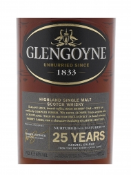 Glengoyne 25 Year Old Single Malt Whisky 700ml