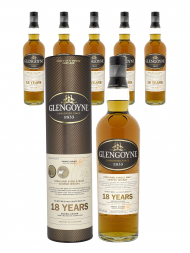 Glengoyne 18 Year Old Single Malt Whisky 700ml - 6bots