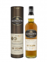 Glengoyne 18 Year Old Single Malt Whisky 700ml