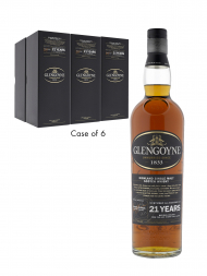Glengoyne 21 Year Old Single Malt Whisky 700ml - 6bots