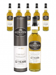 Glengoyne 12 Year Old Single Malt Whisky 700ml - 6bots