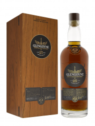Glengoyne 25 Year Old Single Malt Whisky 700ml w/wooden box