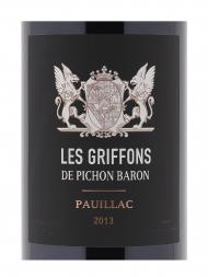 Les Griffons de Pichon Baron 2013 1500ml